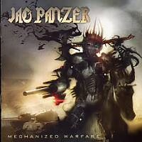 [Jag Panzer Mechanized Warfare Album Cover]