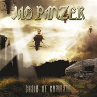 [Jag Panzer Chain Of Command Album Cover]