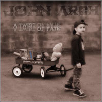 [John Arch A Twist of Fate (EP) Album Cover]