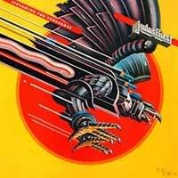Judas Priest Screaming for Vengeance Album Cover