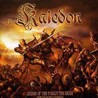 [Kaledon Legend Of The Forgotten Reign Chapter Six: The Last Night On The Battlefield Album Cover]