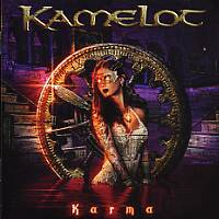 [Kamelot Karma Album Cover]