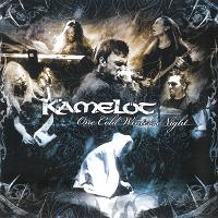 [Kamelot One Cold Winter's Night Album Cover]