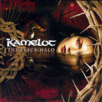 [Kamelot The Black Halo Album Cover]