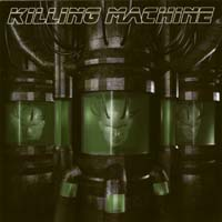[Killing Machine Killing Machine Album Cover]