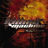 [Killing Machine Metalmorphosis Album Cover]