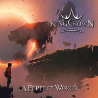 [KingCrown A Perfect World Album Cover]
