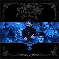 King Diamond Dreams of Horror Album Cover
