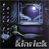 [Kinrick Sense Your Darkness Album Cover]
