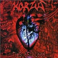[Korzus Ties of Blood Album Cover]