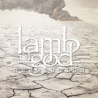 [Lamb of God Resolution Album Cover]