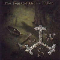 [Long Winter's Stare The Tears Of Odin's Fallen Album Cover]