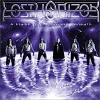 Lost Horizon Flame To The Ground Beneath Album Cover