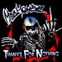 [Madhouse Thanks For Nothing Album Cover]