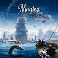 [Magica Center Of The Great Unknown Album Cover]