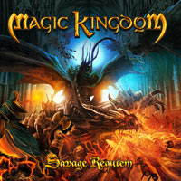 Magic Kingdom Savage Requiem Album Cover