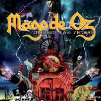 Mago De Oz Madrid Las Ventas Album Cover