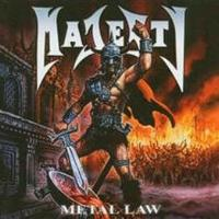 [Majesty Metal Law  Album Cover]