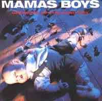 [Mama's Boys Growing Up the Hard Way Album Cover]
