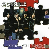 [Marseille Rock You Tonight: The Anthology Album Cover]