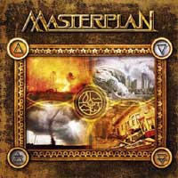 [Masterplan Masterplan Album Cover]