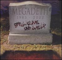 Megadeth Still Alive...And Well Album Cover
