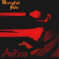 Mercyful Fate Melissa Album Cover