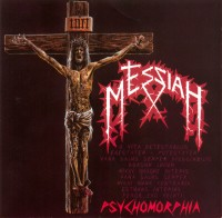[Messiah Psychomorphia Album Cover]