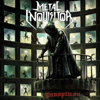 [Metal Inquisitor Panopticon Album Cover]