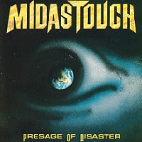 [Midas Touch Presage of Disaster Album Cover]