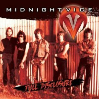 Midnight Vice Full Disclosure Album Cover