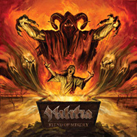 [Militia Fiend of Misery Album Cover]
