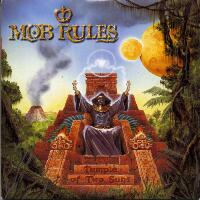 Mob Rules Temple of Two Suns Album Cover