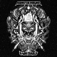 [Monster Magnet 4-Way Diablo Album Cover]