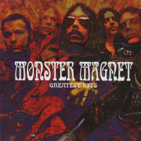 [Monster Magnet Greatest Hits Album Cover]