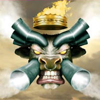 [Monster Magnet Mastermind Album Cover]