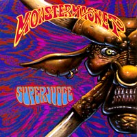[Monster Magnet Superjudge Album Cover]