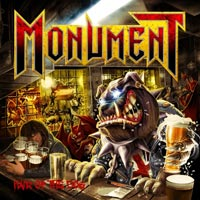 [Monument Hair Of The Dog Album Cover]