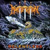 Mortification Relentless Album Cover