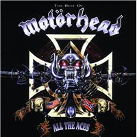 [Motorhead All the Aces / The Muggers Tapes Album Cover]