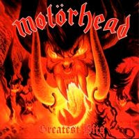 [Motorhead Greatest Hits Album Cover]