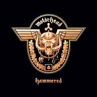 [Motorhead Hammered Album Cover]