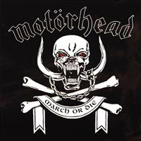 [Motorhead March or Die Album Cover]