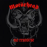 [Motorhead No Remorse Album Cover]