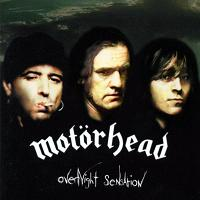 Motorhead Overnight Sensation Album Cover