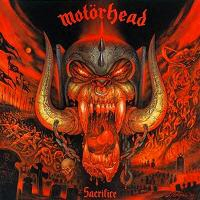 [Motorhead Sacrifice Album Cover]