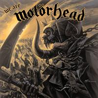 [Motorhead We Are Motörhead Album Cover]