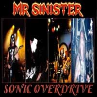 [Mr. Sinister Sonic Overdrive Album Cover]