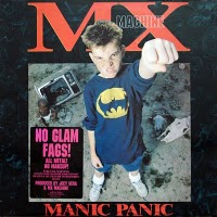 [MX Machine Manic Panic Album Cover]