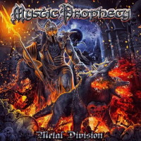[Mystic Prophecy Metal Division Album Cover]